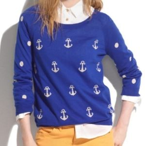 Madewell Ancho spring Sweater Sm3